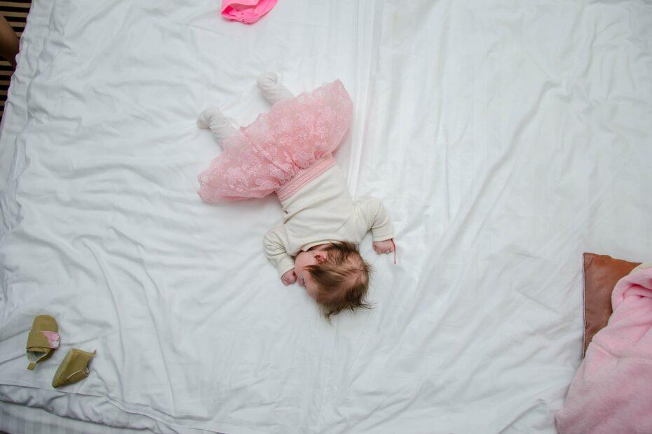 Find en god rutine til når børnene er lagt i seng